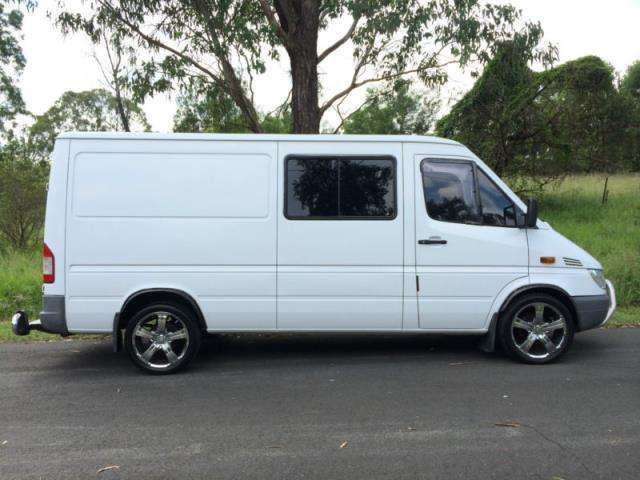 Agnes Banks New South Wales FOR SALE 2003 MERCEDES BENZ SPRINTER 313